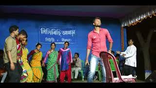 New santali programme song 2018// singer-Dinanath hembram