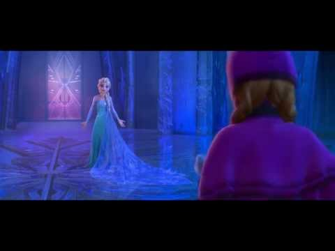 (Frozen) Life's Too Short - Idina Menzel & Kristen Bell singing mixed with soundtrack version