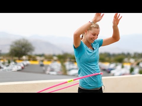 Ekaterina Makarova | WTA Live Fan Access presented by Xerox | 2015 BNP Paribas Open