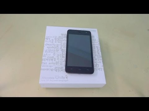 Micromax Unite 2 Review.Benchmark and Camera Response Test