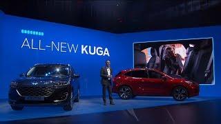 New Ford Hybrid Line-Up (Explorer, Kuga and Mondeo) – Full Presentation
