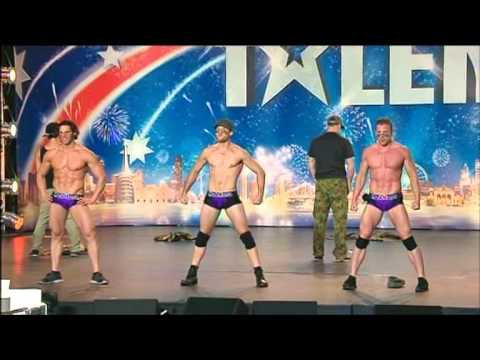 HUNKMANIA -  Male Strippers - Australia