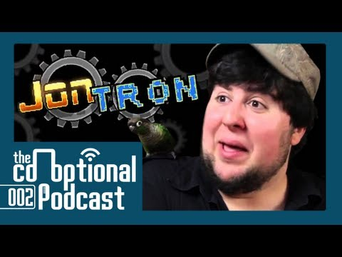 The Co-Optional Podcast Ep. 2 ft. JonTron - Polaris