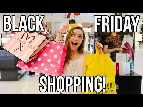 Black Friday VLOG!! 2017!