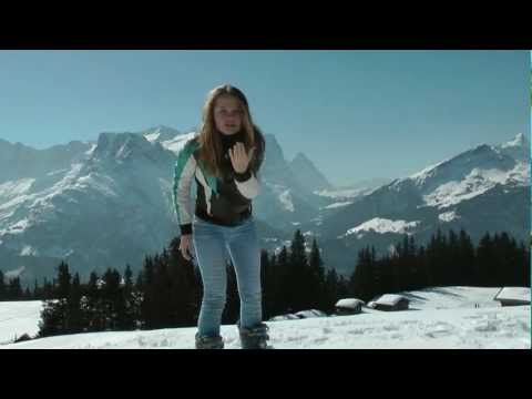 Miley Cyrus The Climb - Official Music Video(HQ) - Laura van den Elzen 13yr The voice of America fan