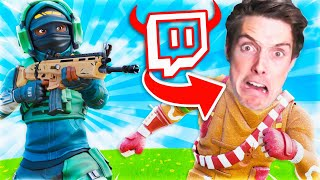 LazarBeam Becomes a StreamerBTW...
