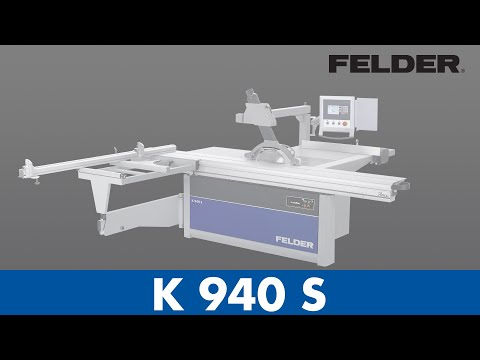 Sliding table saw benefits by FELDER®