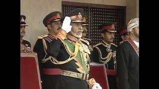 العرض العسكري للعيد الوطني العماني 35