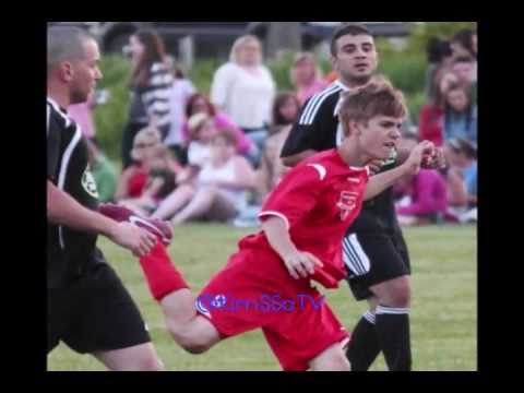 Justin Bieber & Selena Gomez: Day Playing Soccer (June 3, 2011)