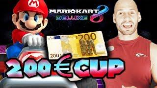 200€ MARIO KART TURNIER - ES WAR KNAPP! - Flying Uwe