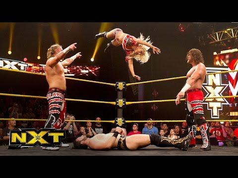 Blake & Murphy vs. Elias Samson & Mike Rallis: WWE NXT, May 27, 2015