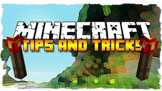 Minecraft Tips & Tricks: SIMPLE REDSTONE CLOCK! (Ep. 1)