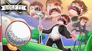 VANOSS SCREWED ME OVER!!! - Golf It Funny Moments