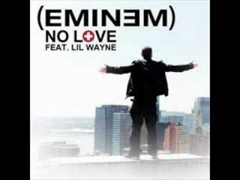 Eminem ft. Lil Wayne - No Love (Clean) (Fast Version)