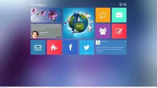 FlatMetro Responsive MultiPurpose Joomla Theme