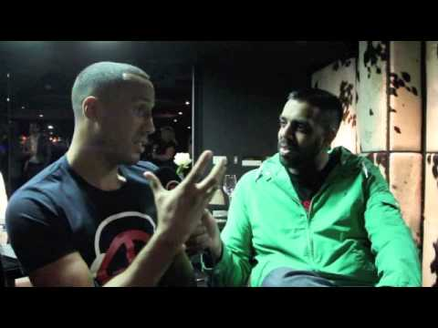 JAMES DeGALE ON BRANDON GONZALEZ, FROCH v GROVES, PUBLIC PERCEPTION & EUBANK JNR.