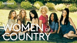 Download Lagu Women of Country Music: Kacey Musgraves, Mickey Guyton, & More | Billboard Roundtable Gratis STAFABAND
