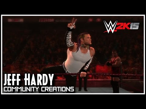 Wwe 2k15 - The Charismatic Enigma, Jeff Hardy! video