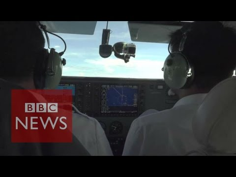 China Navy to BBC: 'Stay away from islands' - BBC News