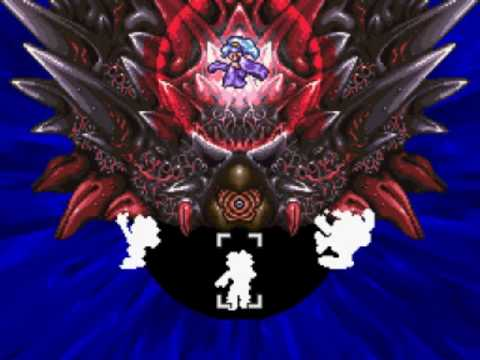 Chrono Trigger DS - New Endboss + New Ending
