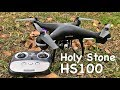 """Holy Stone HS100  - """"Great Beginner Drone"""" - GPS - HD Cam - Follow Me - Return Home & More!"""