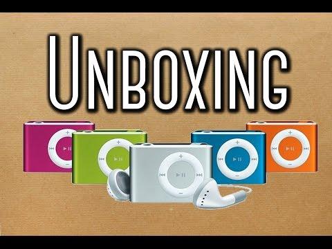 Unboxing #6 Aliexpress Mini Mp3 Player Shuffle