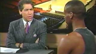 (Weird) Byron Scott interview, 1989