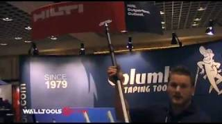 Drywall Tools at AWCI INTEX EXPO 2011 Las Vegas