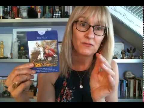 Aries July, August, September 2017 Love & Romance Tarot Reading (Angel & Fairy) by Sloane Rhodes