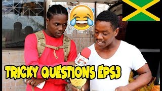 Trick Questions In Jamaica Episode3 [PortMore] @DiQuestions @JnelComedy