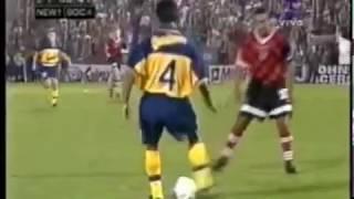 Nolberto Solano vs Newell's Old Boys (Clausura 1998)