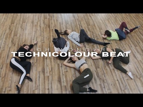 Oh Wonder - Technicolour Beat сontemporary choreography by Anna Konstantinova
