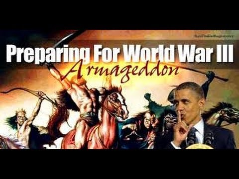 Antichrist Rising with Blood Moon Tetrads- WW3/Peace Deal/Tribulation