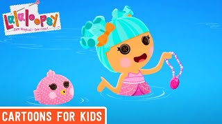 Lalaloopsy - Sand E. Starshish, The Mermaid | Lalaloopsy Webisode Compilation | Videos For Kids