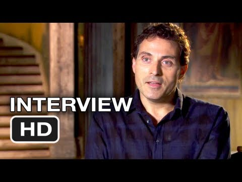 Abraham Lincoln Vampire Hunter Interview - Rufus Sewell - (2012) Movie HD
