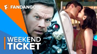 In Theaters Now: Crazy Rich Asians, Alpha, Mile 22   Weekend Ticket