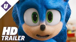Sonic The Hedgehog (2020) - Official New Trailer | Jim Carrey, Ben Schwartz