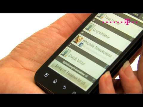 LG Swift Black - moc ukryta za maską telefonu