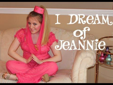 I Dream Of Jeannie Halloween Costume