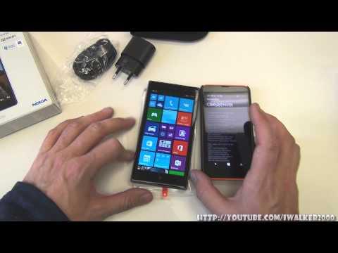 ГаджеТы:достаем из коробки бизнес-телефон Nokia Lumia 830 (цена 330евро в ЕС)