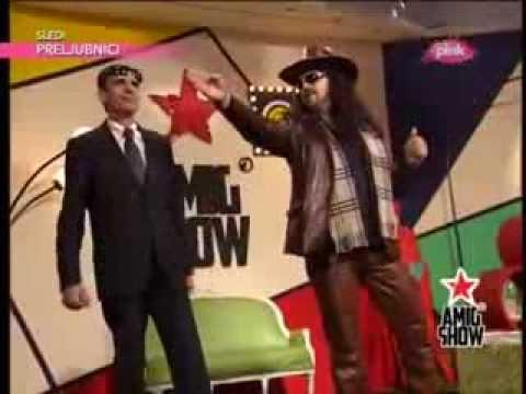 Ekrem Jevric Feat Cupo Kalac Dolce Gabana (ami G Show 2012) video