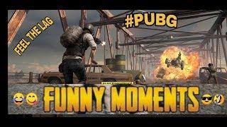 🤣#Pubg Funny moment||#Pubg bloopers||#pubg game play||Pubg net lagging||....😂