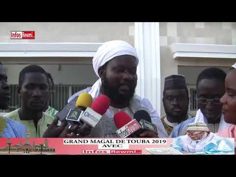 Touba: Serigne Mamour Niass rend visite à Serigne Mounatkha Mbacké