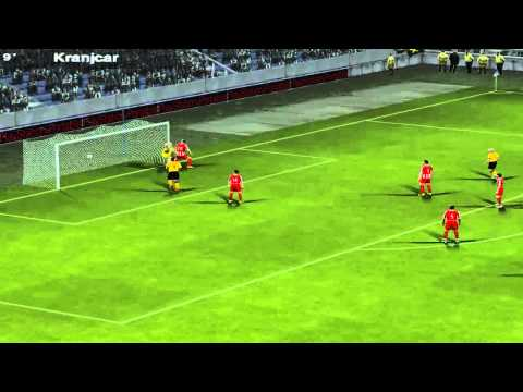 PES 6   BSC  Master League Niko Kranjcar Goal