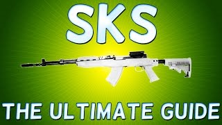 PLAYER Unknown's BATTLEGROUNDS SKS - The BEST SNIPER Rifle or the QUICKEST? BATTLEGROUNDS SKS