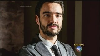 Ex-mulher de Caio Blat revela por que afastou o filho do ator