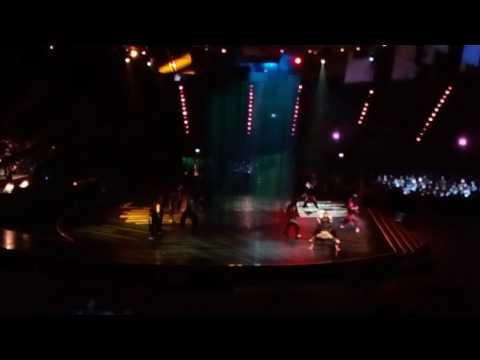 Konser Inspirasi Astra 60: Aksi Pencak Silat