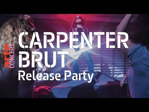 Carpenter Brut - Release Party – ARTE Concert