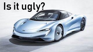 McLaren Speedtail - Is it ugly?