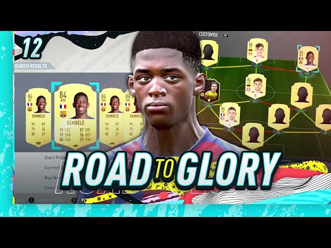 FIFA 20 ROAD TO GLORY #12 - BIGGEST PURCHASE SO FAR!